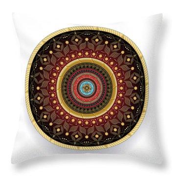 Complexical No 2243 Throw Pillow