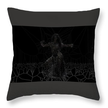 Concave Throw Pillow
