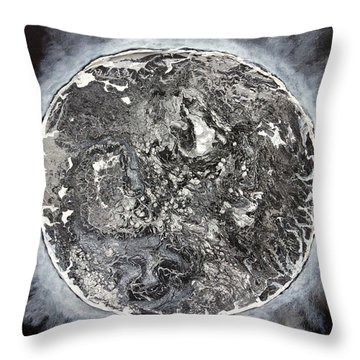 Conceive Throw Pillow by Jacqueline Martin