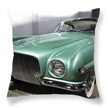 Concept Car 2 Throw Pillow