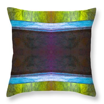 Concrete N71v1 Throw Pillow
