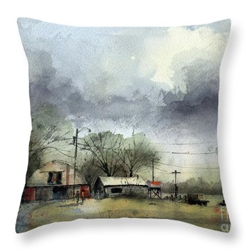 Upland Throw Pillows