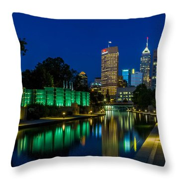 Congressional Medal Of Honor Memorial Throw Pillow