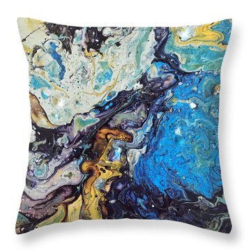 Conjuring Throw Pillow