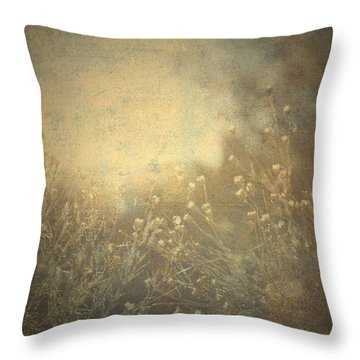 Throw Pillow featuring the photograph Connected  by Mark Ross