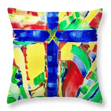 Consider This Throw Pillow