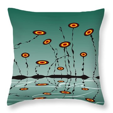 Constant Vigilance Throw Pillow