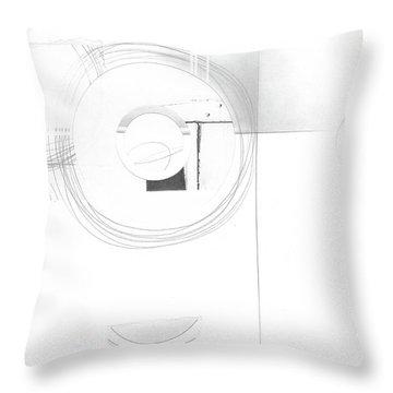 Construction No. 2 Throw Pillow