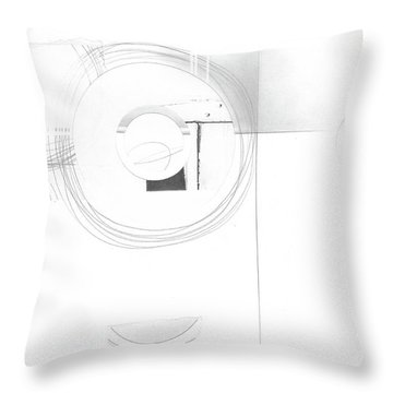 Construction No. 2 Throw Pillow