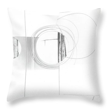 Construction No. 4 Throw Pillow