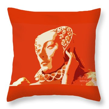 Daydreamer Throw Pillow