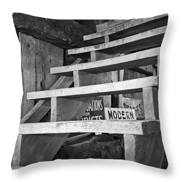 Contradictions Throw Pillow