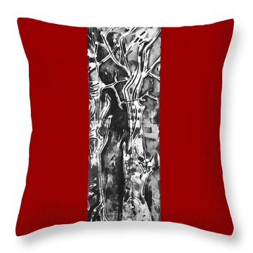 Convenor Throw Pillow