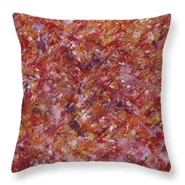 Conversations With God Throw Pillow