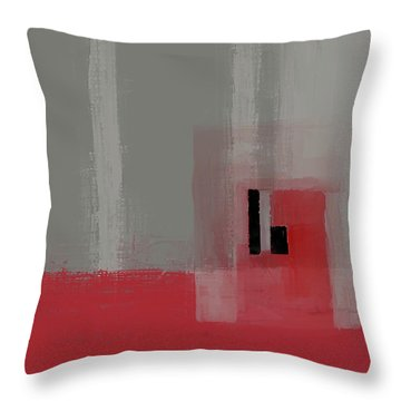 Throw Pillow featuring the mixed media Cool Seduction by Eduardo Tavares
