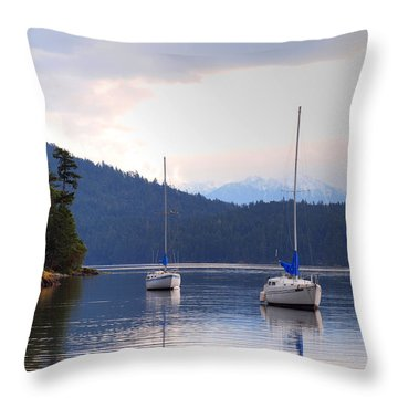 Cooper's Cove 1 Throw Pillow