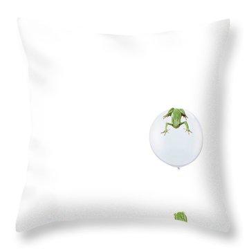 Coppia Throw Pillow