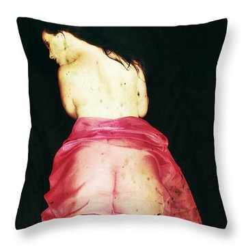 Corinne 2 Throw Pillow