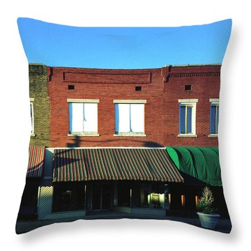 Corinth Light Throw Pillow