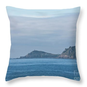 Cornwall Throw Pillow by Terri Waters