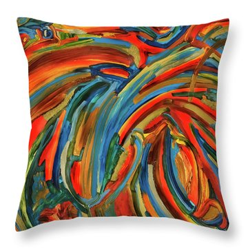Coronal Mass Ejections #1 Throw Pillow