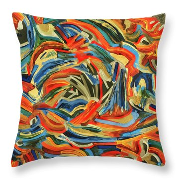 Coronal Mass Ejections #2 Throw Pillow