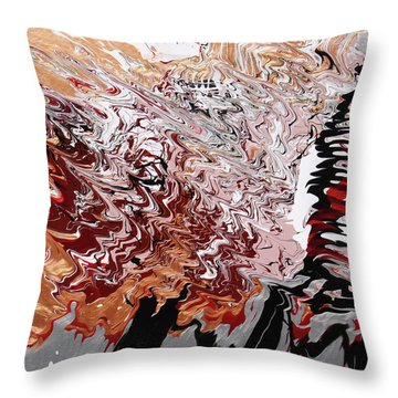 Corporate Throw Pillow by Ralph White