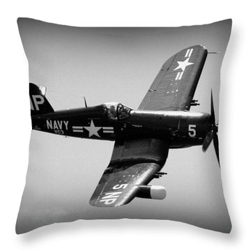 Corsair Flight Throw Pillow