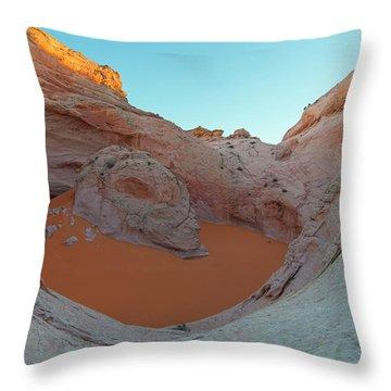 Cosmic Ashtray Throw Pillow