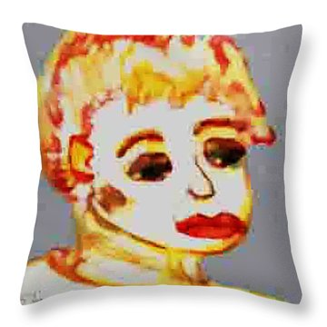 Costing Everythibng Throw Pillow