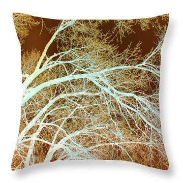 Cottonwood Conflux Throw Pillow