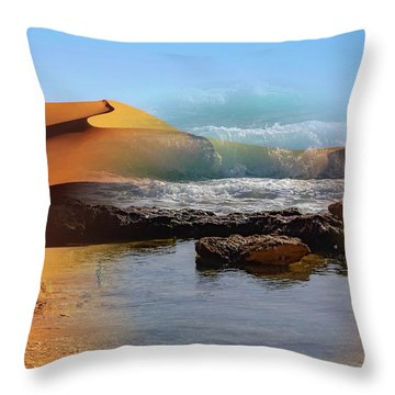 Could This Really Happen? Throw Pillow