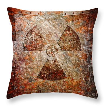 Count Down To Extinction Throw Pillow