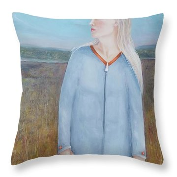 Country Rebel Throw Pillow