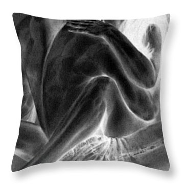 Couple Madly In Love  Throw Pillow by RjFxx at beautifullart com