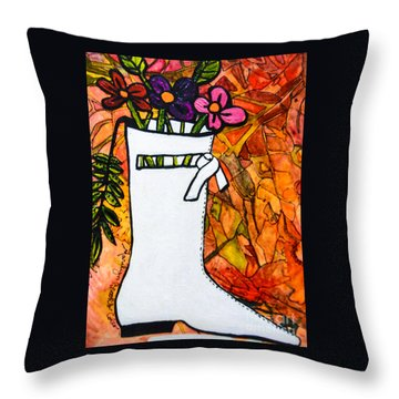 Courreges Throw Pillow