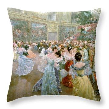 Habsburg Throw Pillows