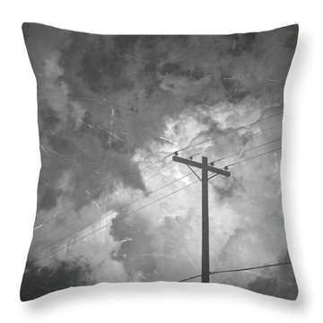 Cover Twice Throw Pillow