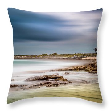 Cozumel  Throw Pillow