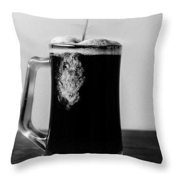 Craft Pour Throw Pillow