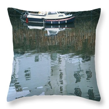 Crail Reflections II Throw Pillow