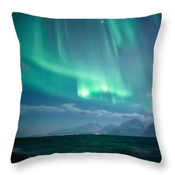 Norway Throw Pillows