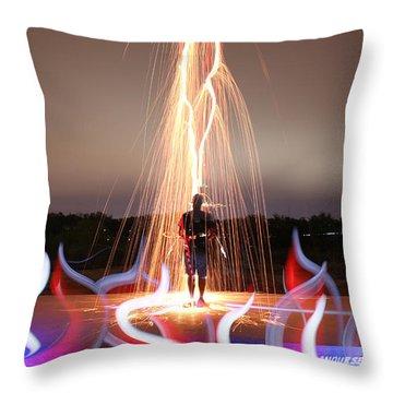 Create Your Dreams Throw Pillow