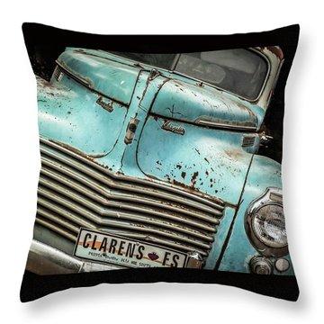 Creative Advertising Throw Pillow