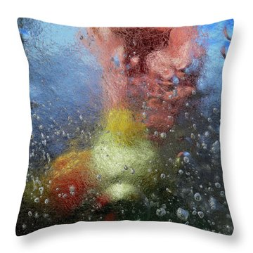 Creative Touch Throw Pillow