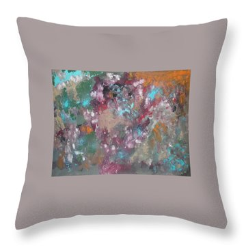 Creative Universe Throw Pillow