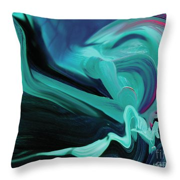 Creativity Throw Pillow