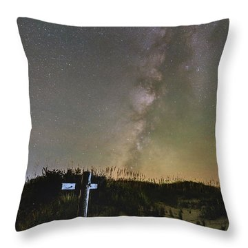Creator Throw Pillow