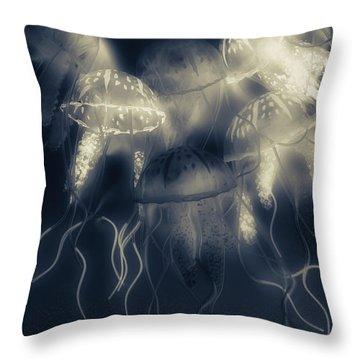 Crepsiculs - An Awakening Throw Pillow