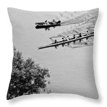 Crew Throw Pillow